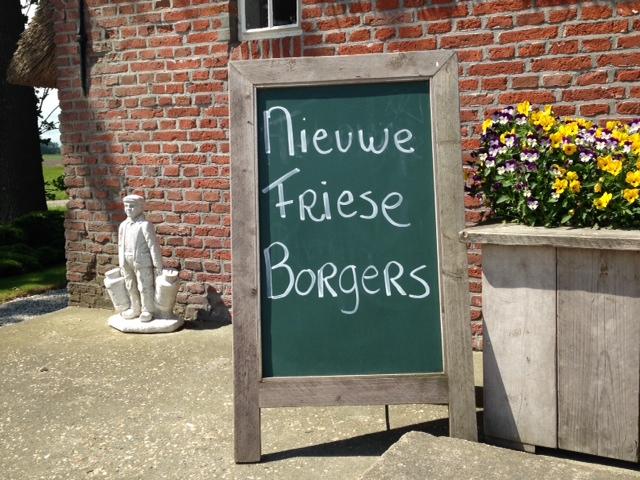 Nieuwe Friese Borgers